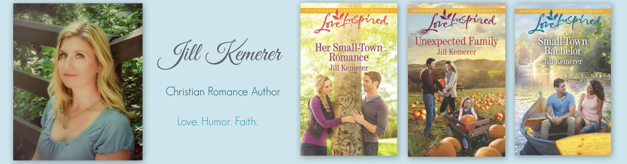 Jill Kemerer | Christian Romance Author