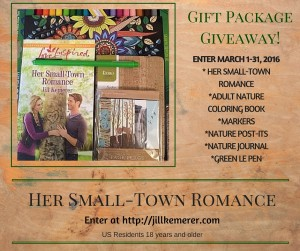 Her Small-Town Romance Gift Package
