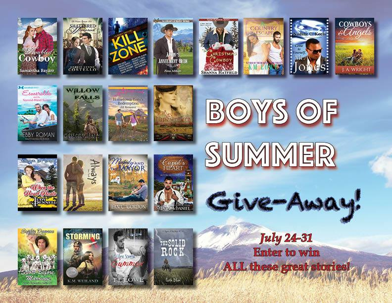 Boys Of Summer Giveaway!
