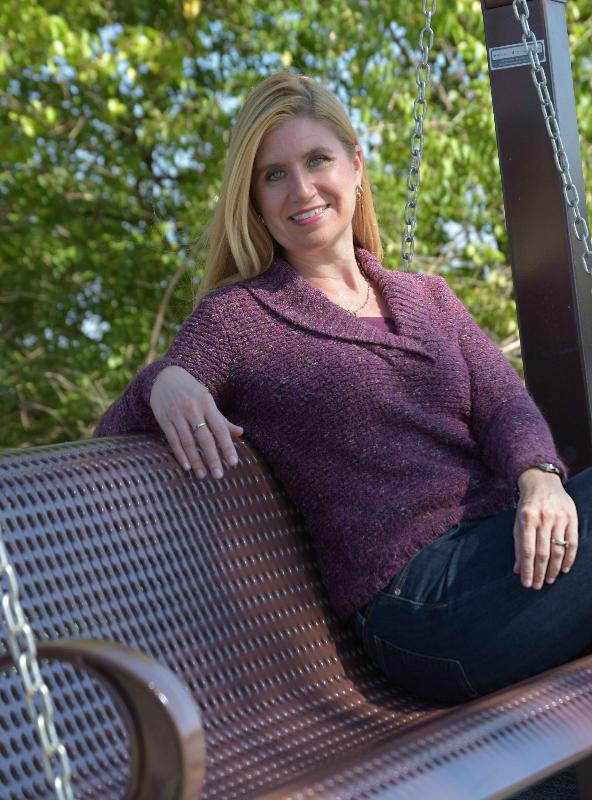 Jill on Swing