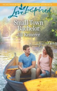 Books Small-Town Bachelor Cover