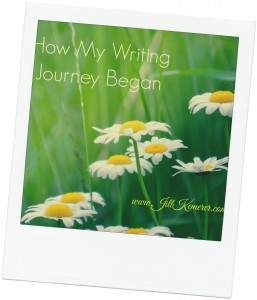 How My Writing Journey Began