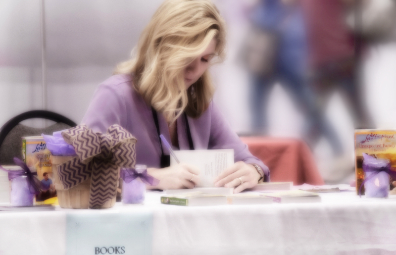 Jill Kemerer Book Signing