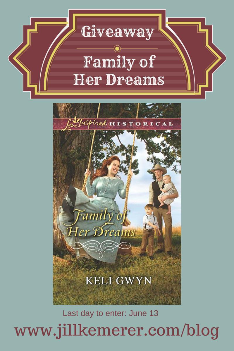 Writer's Life: Keli Gwyn