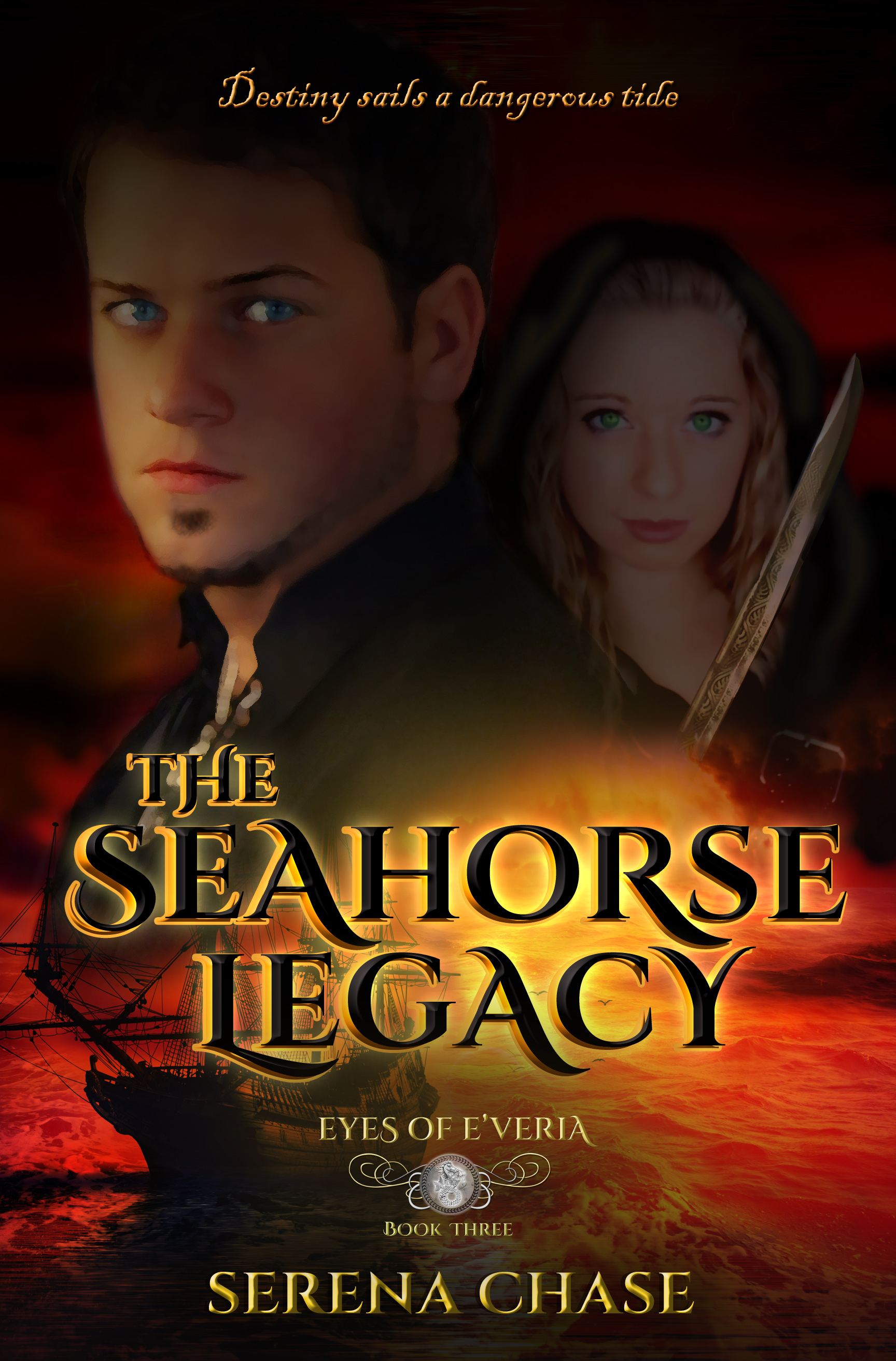 The Seahorse Legacy Kindle Cover Final