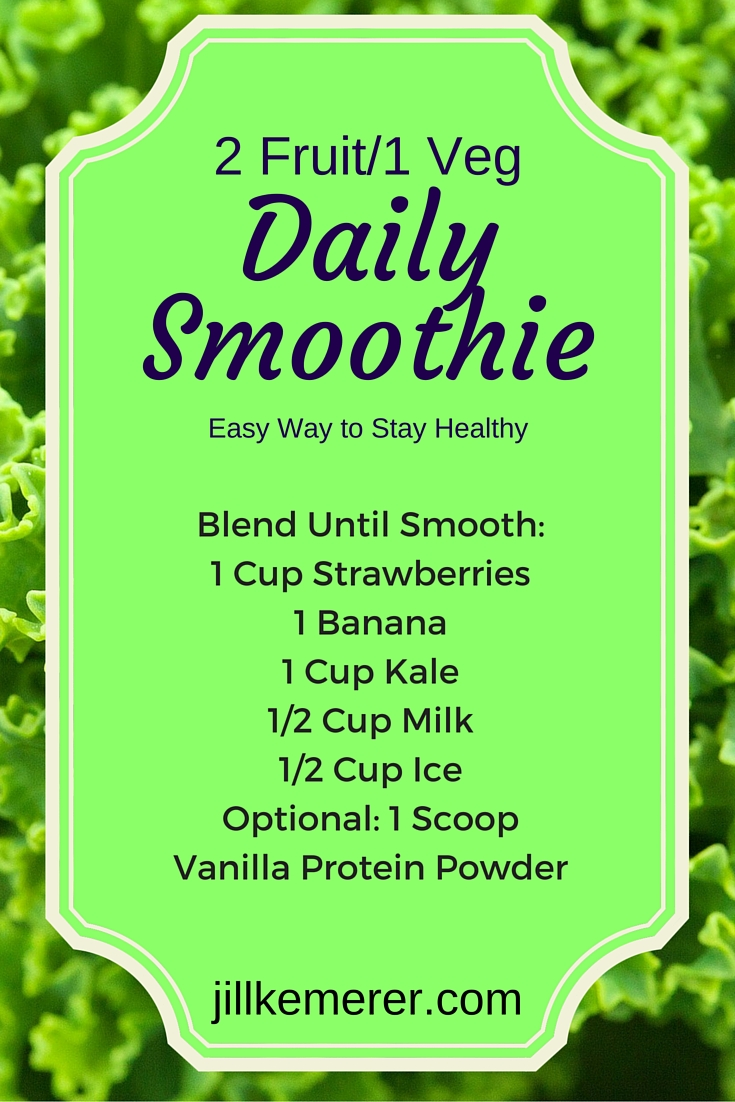 Daily Smoothie