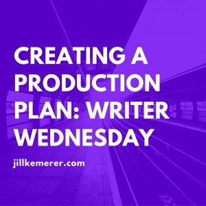 Creating a Production Plan