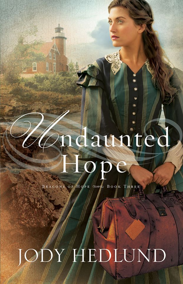 Undaunted Hope By Jody Hedlund: Writer Wednesday