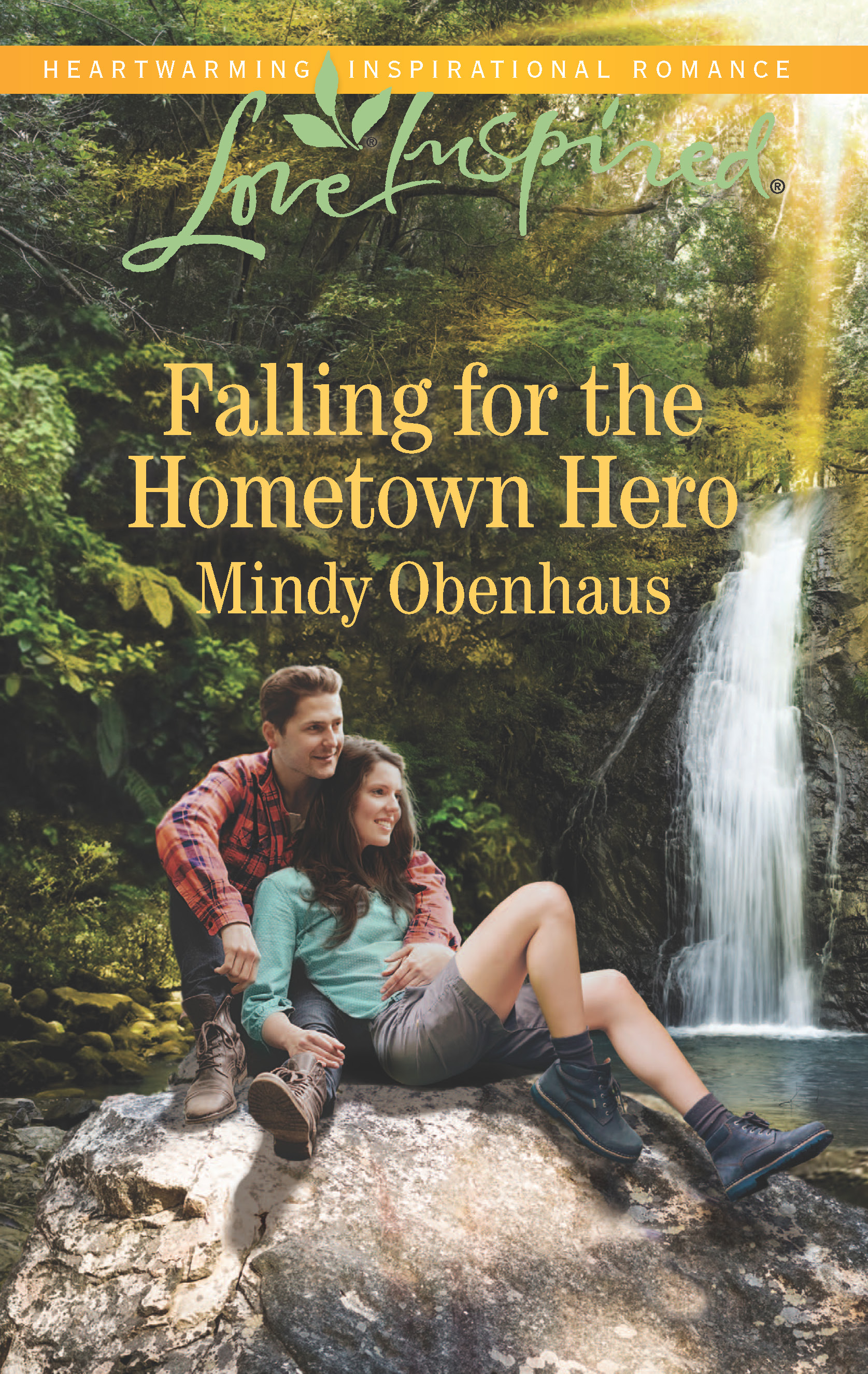 Falling For The Hometown Hero Cover Image