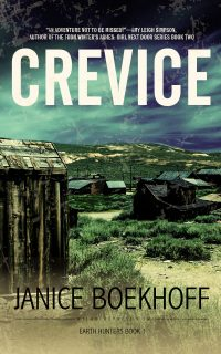 Crevice By Janice Boekhoff