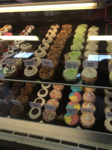 Cupcakes in Frankenmuth