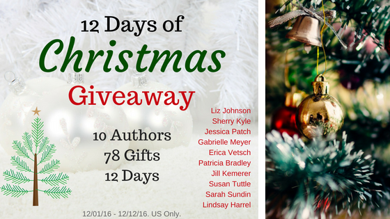 12 Days Of Christmas Giveaway~Day 8!