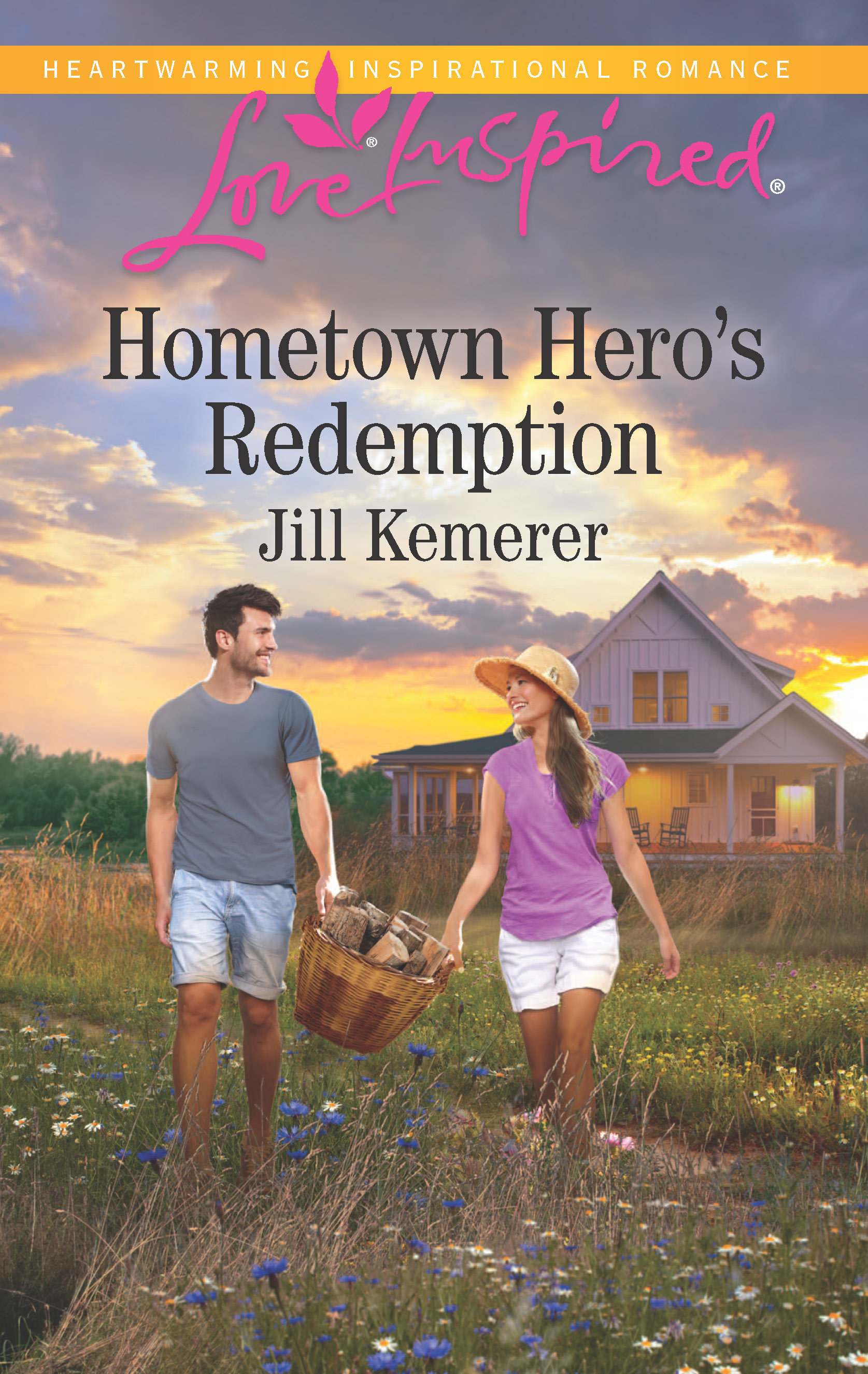 Cover Reveal! Hometown Hero's Redemption