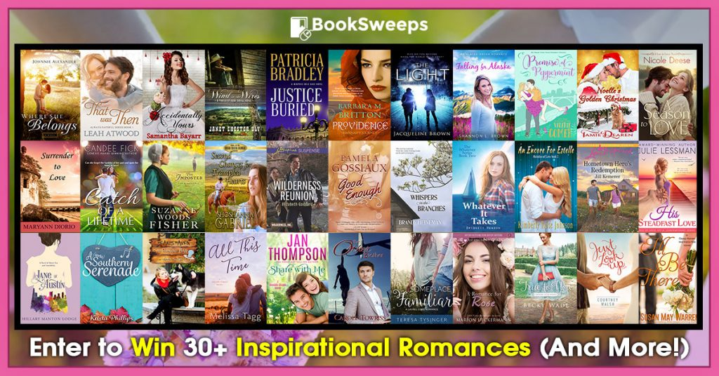 August BookSweeps