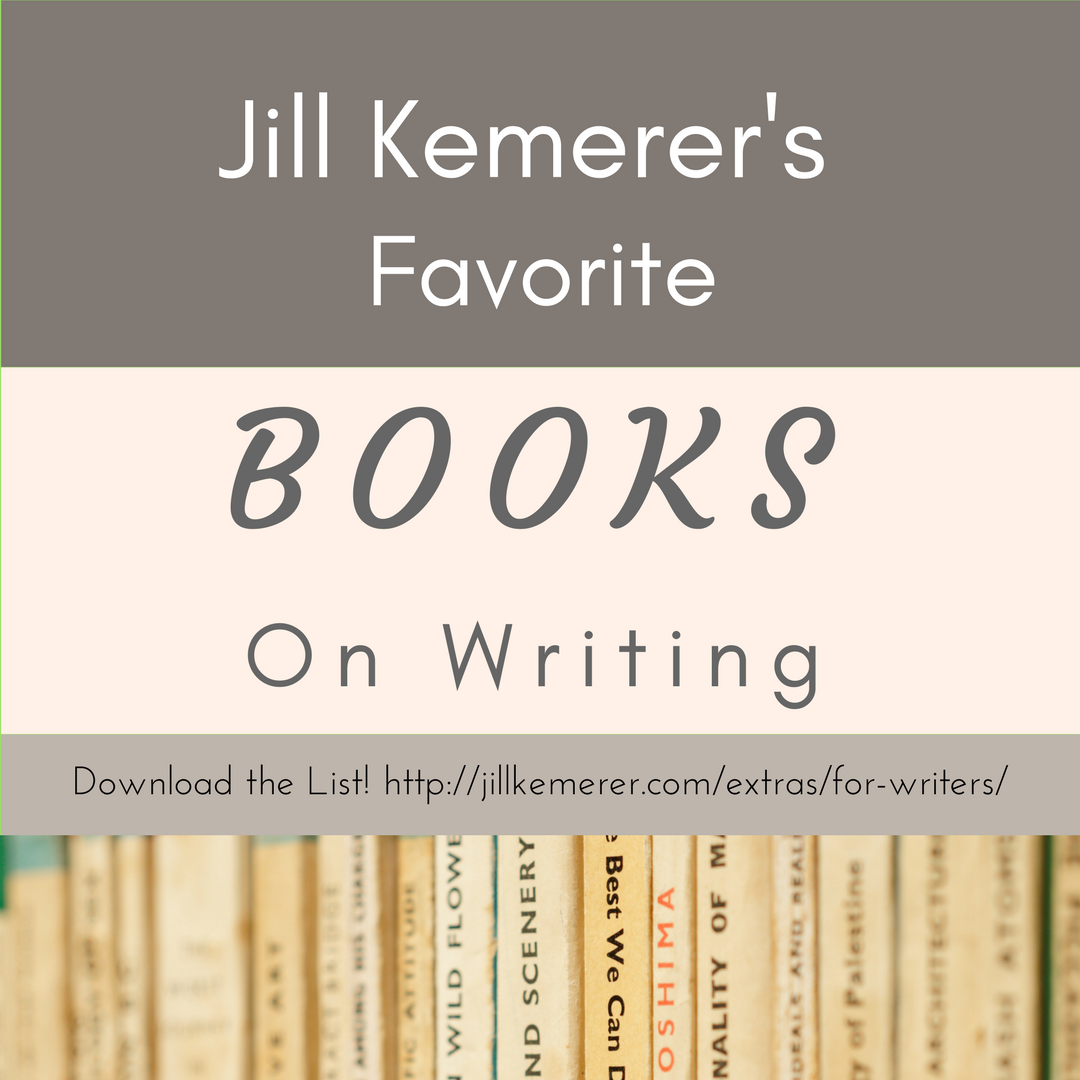 For Writers: Books On Writing Downloadable List