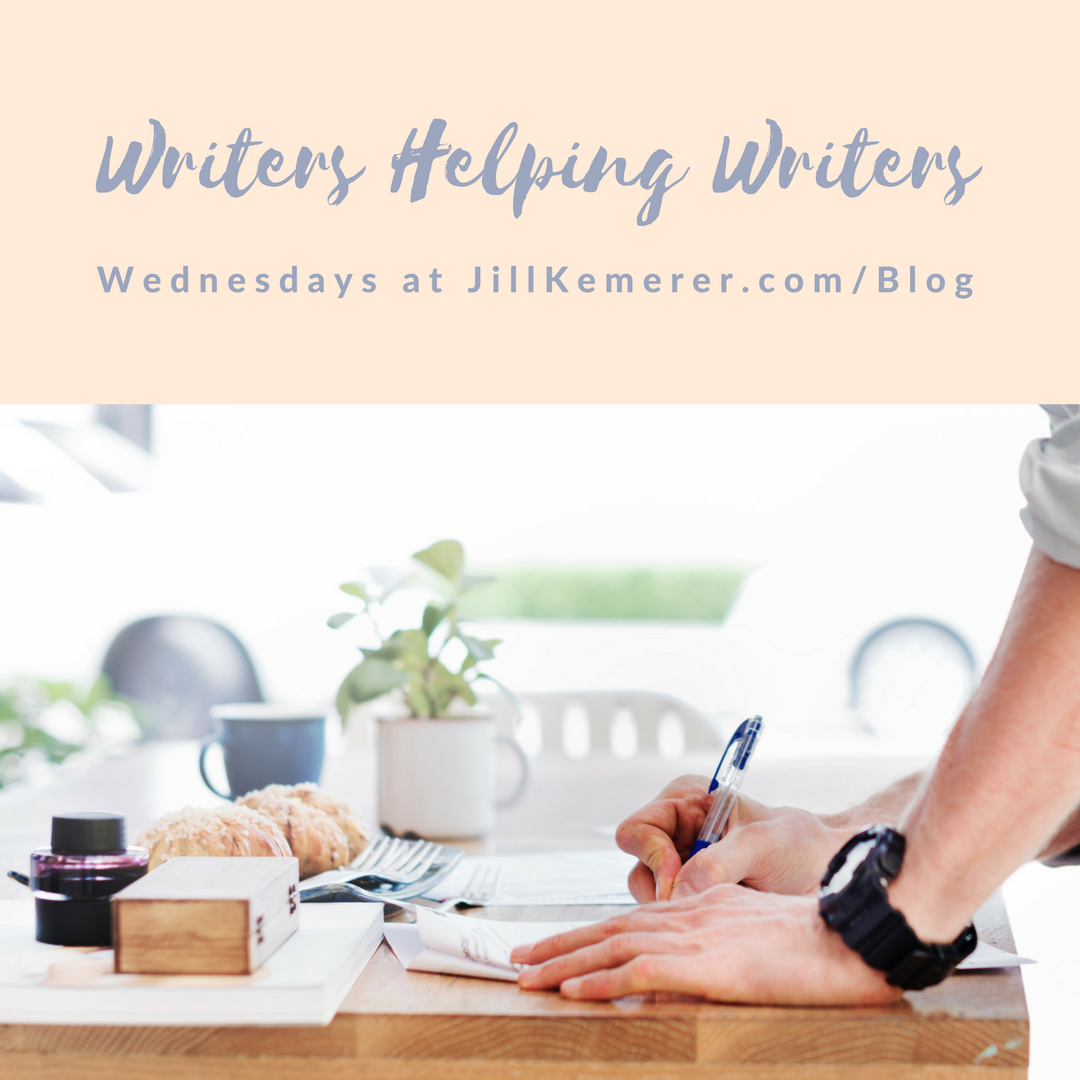 Writers Helping Writers: New Blog Direction