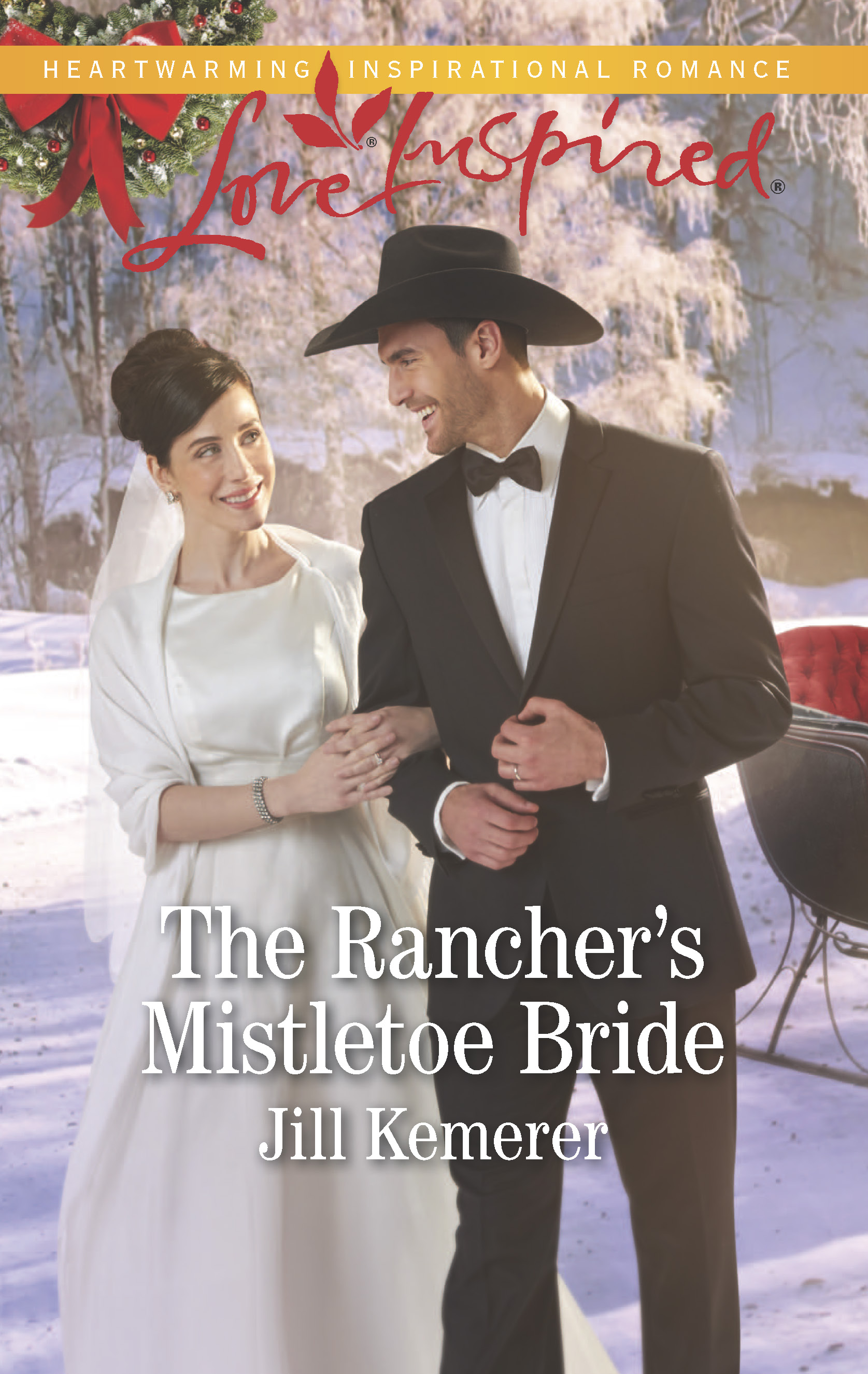 Paperback Release of The Rancher's Mistletoe Bride!