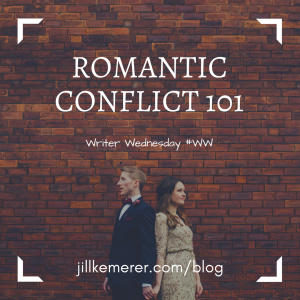 Romantic Conflict 101 #WW