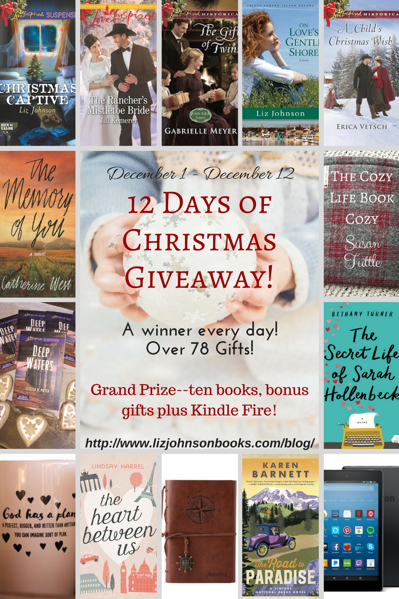 The 12 Days of Christmas Giveaway ~ Day 2