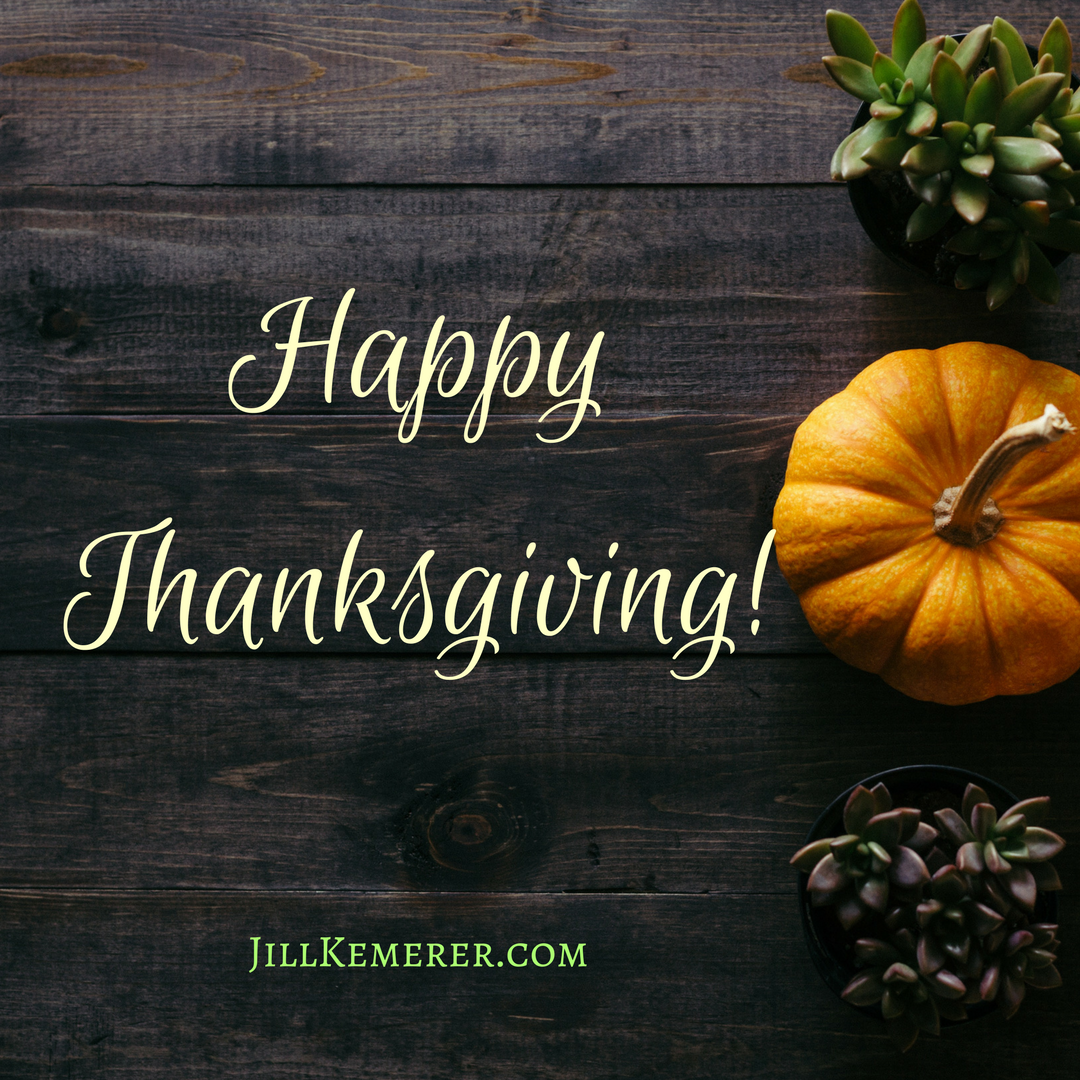 Have A Happy Thanksgiving!