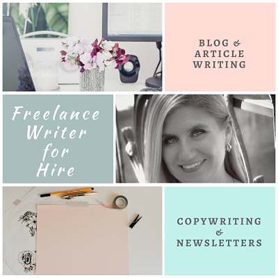 Jill Kemerer | Freelance writer for hire
