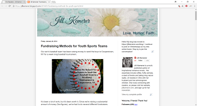 Jill Kemerer | Fundraising Methods for Youth Sports