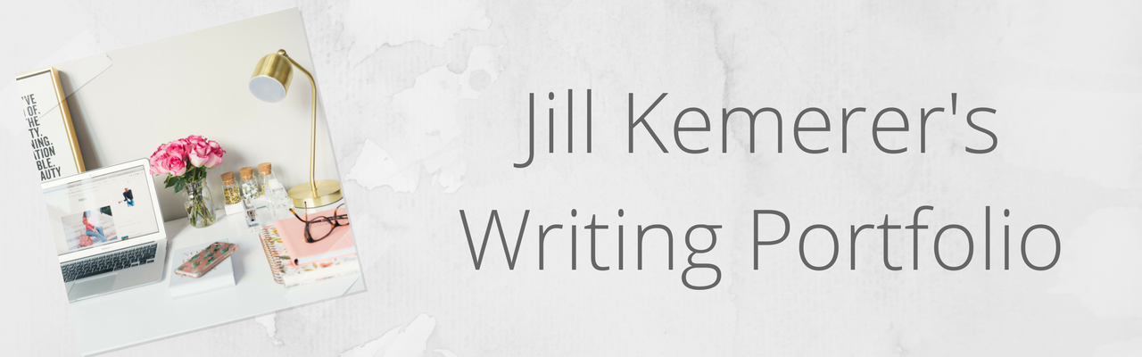 Jill Kemerer | Freelance Writing Portfolio