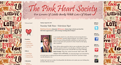 The Pink Heart Society | Television Tips