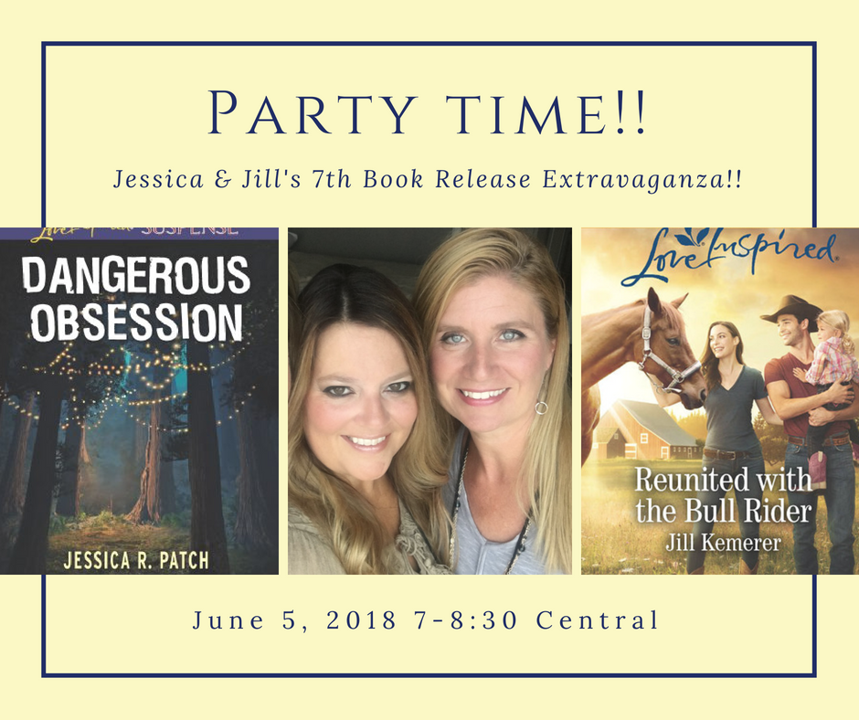 Jessica and Jill FB Party!