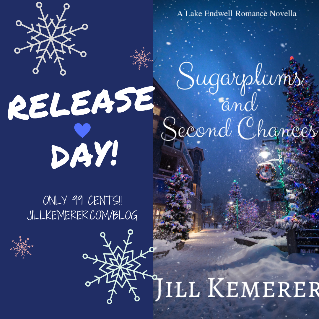 Sugarplums And Second Chances Releases Today!