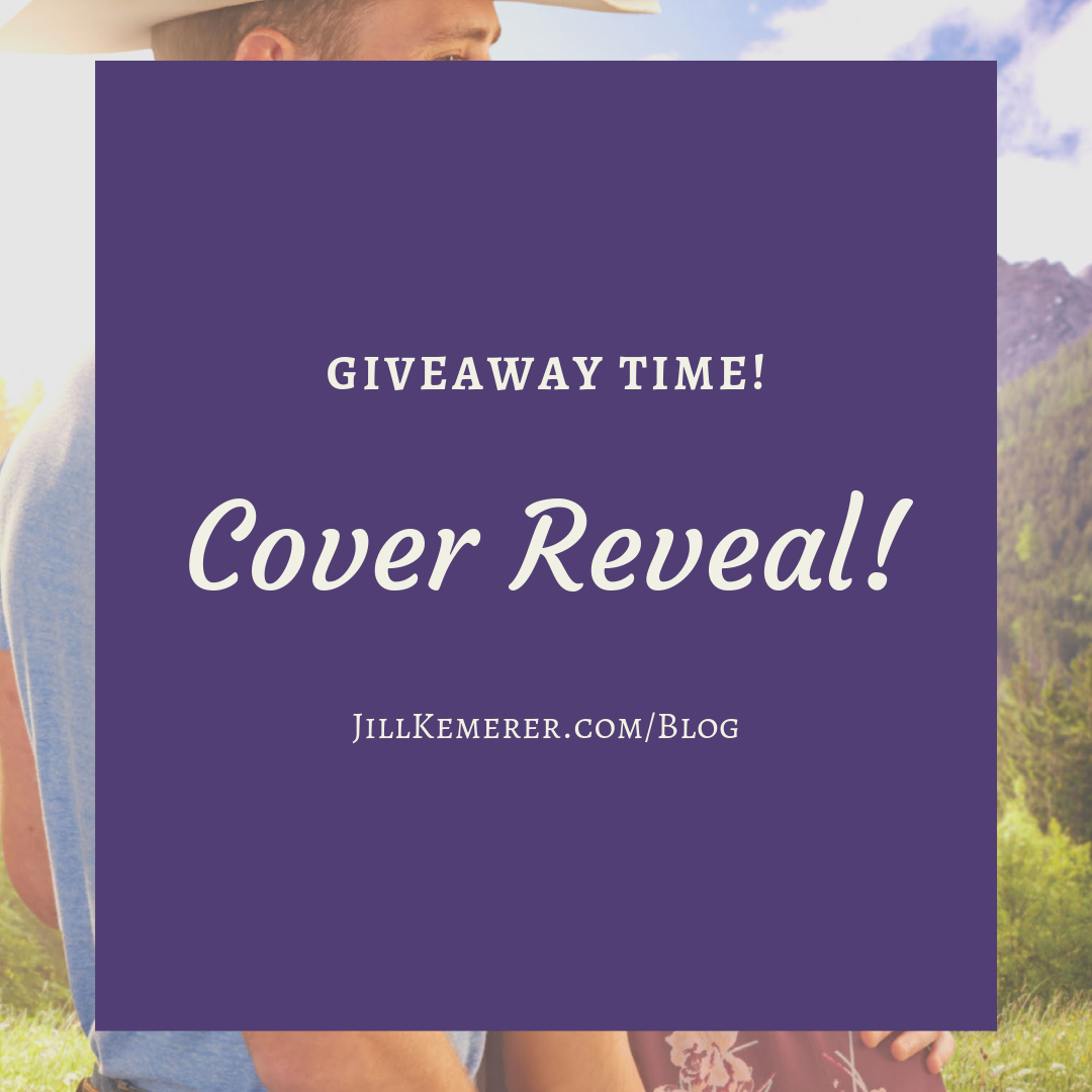 Cover Reveal And Giveaway!