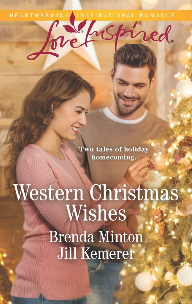 Western Christmas Wishes by Brenda Minton and Jill Kemerer