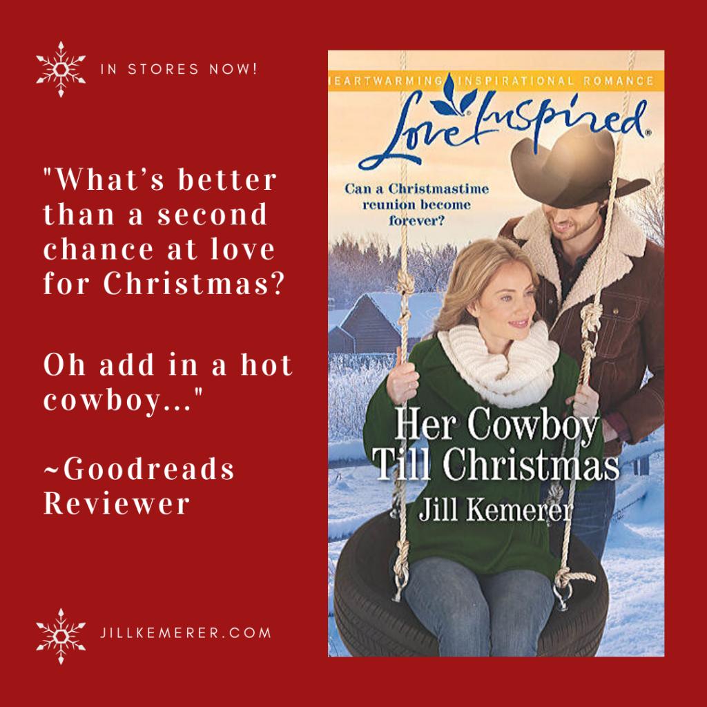 Her Cowboy Till Christmas Review Jill Kemerer