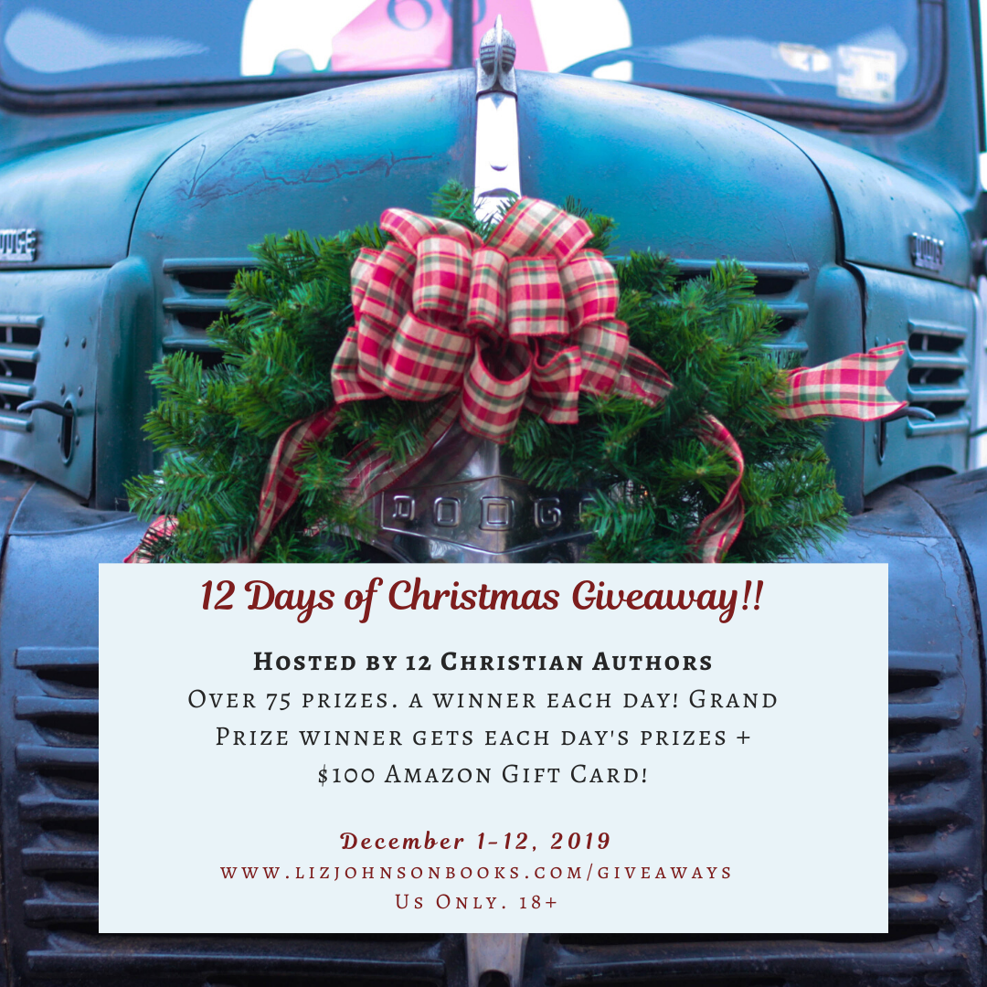 Day 8 Of 12 Days Of Christmas Giveaway!