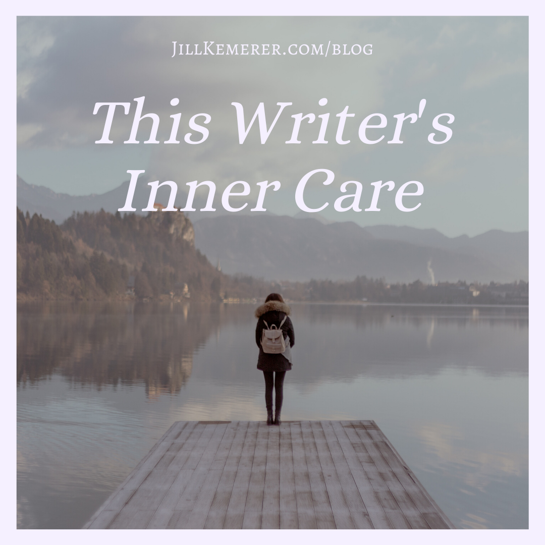 This Writer's Inner Care. Jill Kemerer Blog