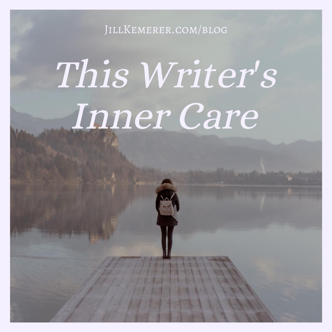 This Writer's Inner Care. Jill Kemerer Blog