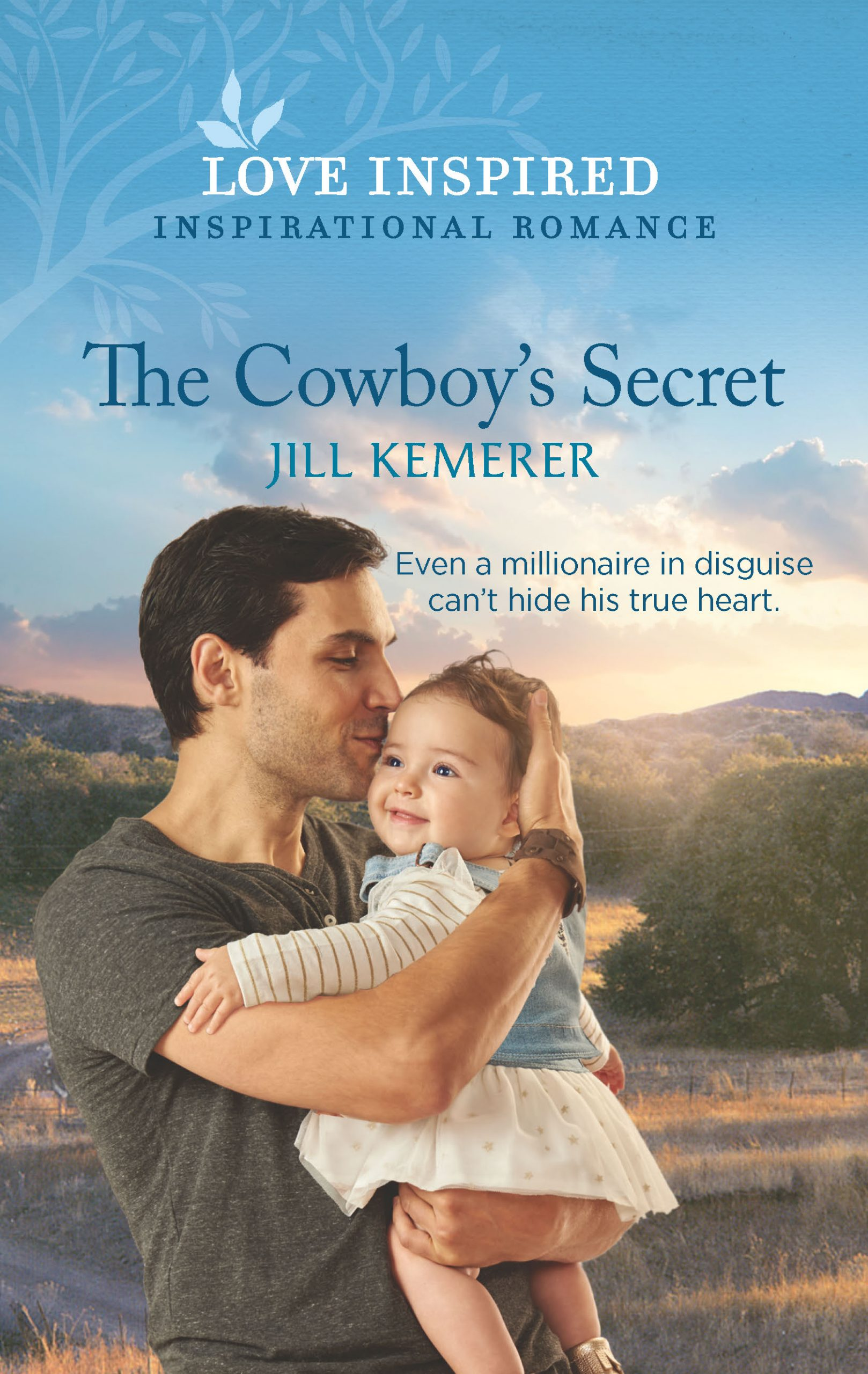 The Cowboy's Secret by Jill Kemerer April 2020