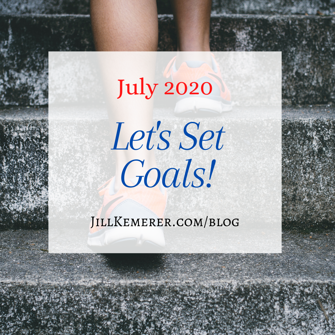 Let's Set Goals July 2020