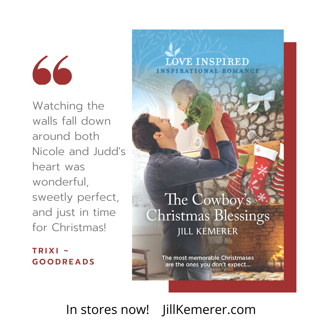 The Cowboy's Christmas Blessings Review