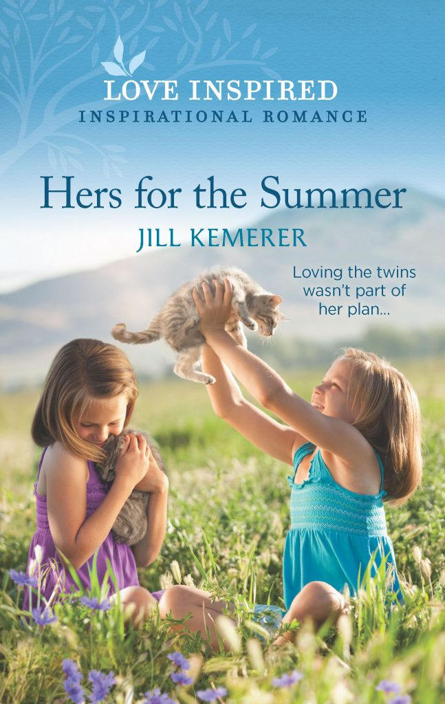 Hers for the Summer (Wyoming Sweethearts Book 4) by Jill Kemerer