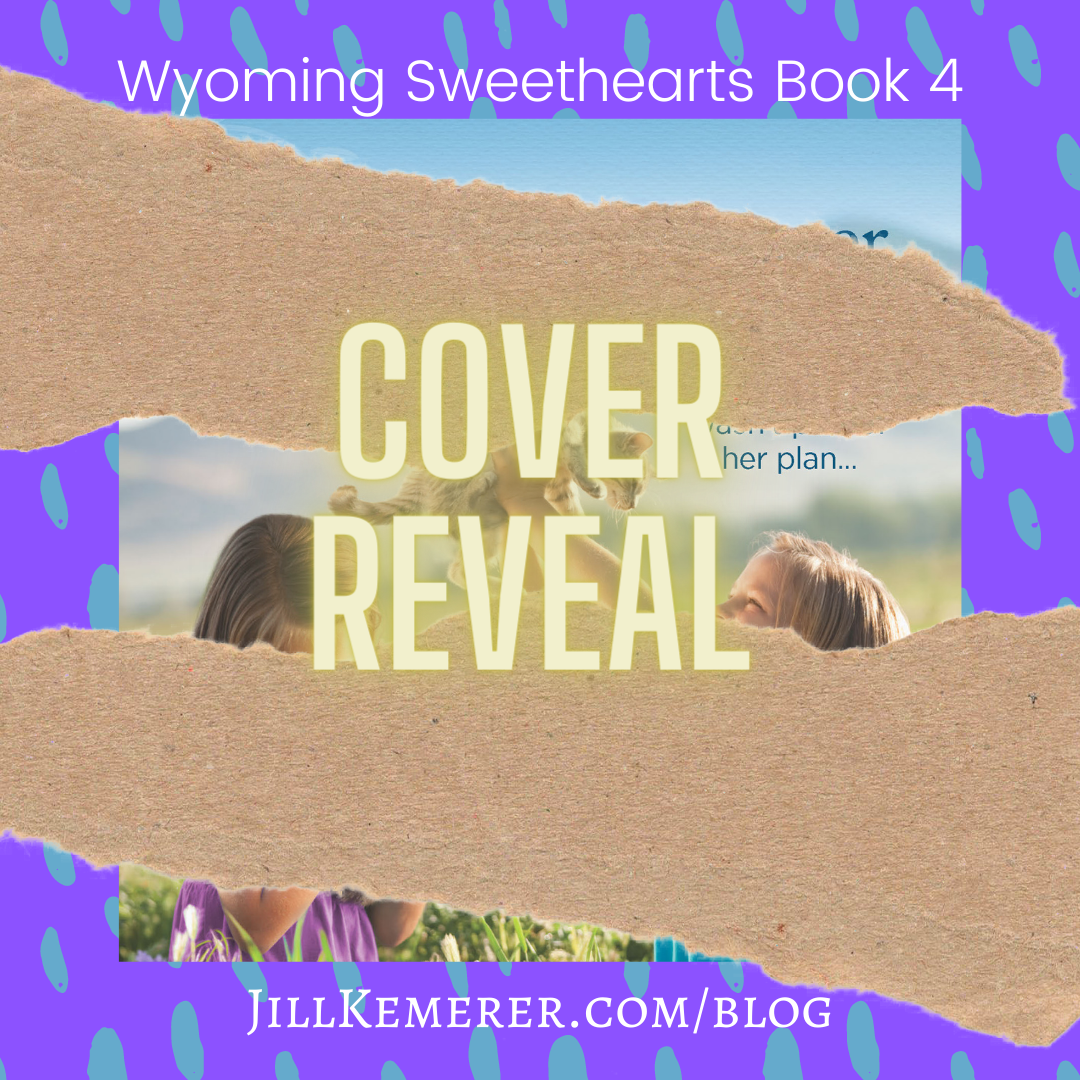 Cover Reveal Wyoming Sweethearts Book 4