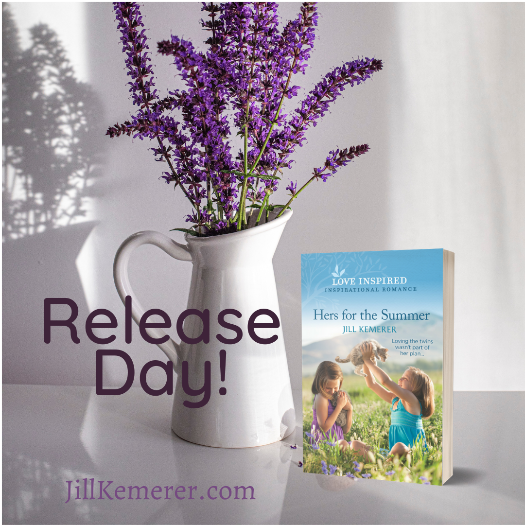 Release Day! Hers for the Summer by Jill Kemerer