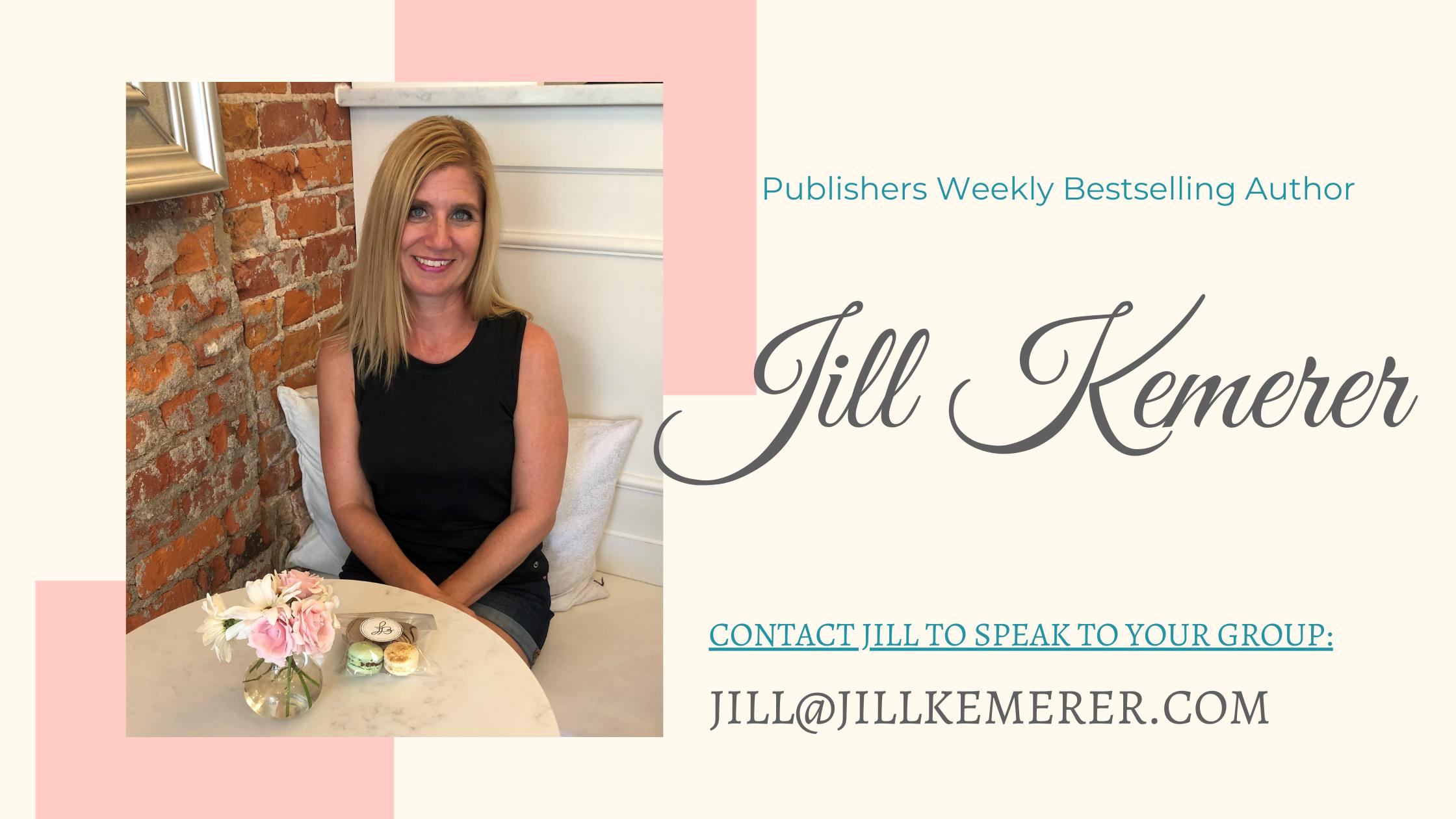Jill Kemerer Speaker