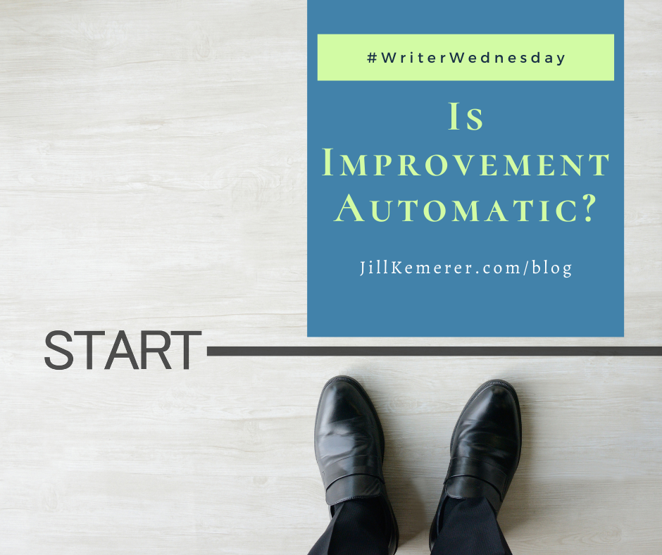 Is Writing Improvement Automatic? Jill Kemerer