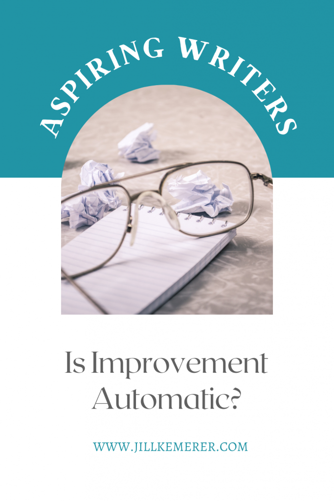 is writing improvement automatic