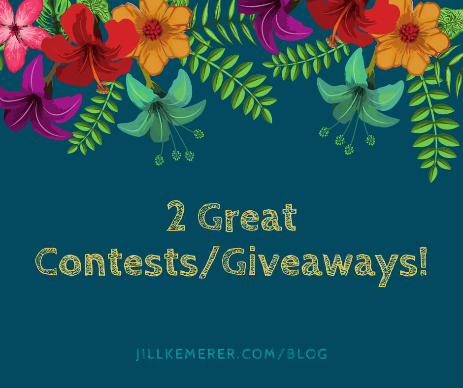 2 Books Contest Giveaways