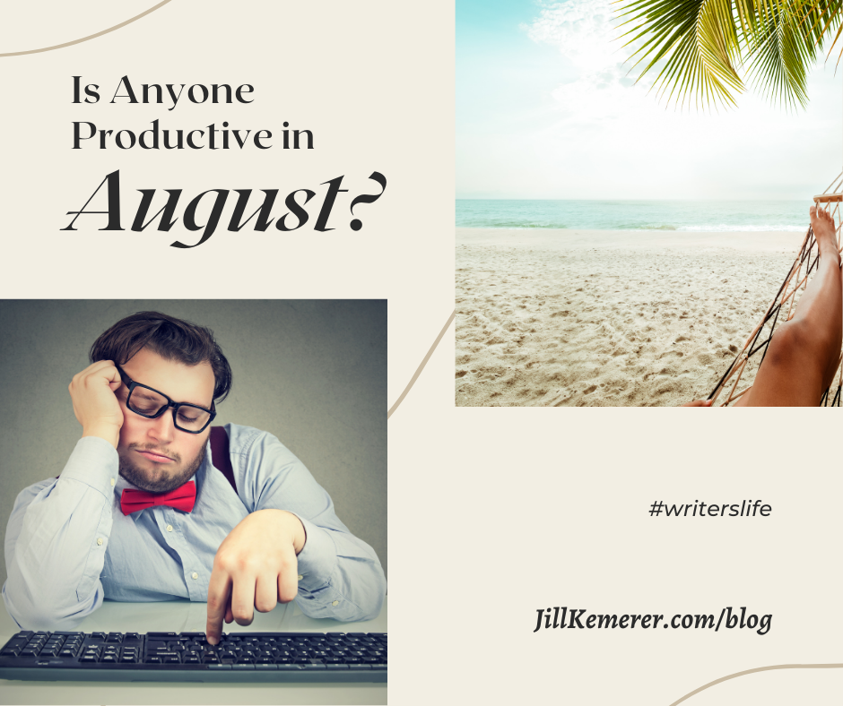 Productive In August, Jill Kemerer