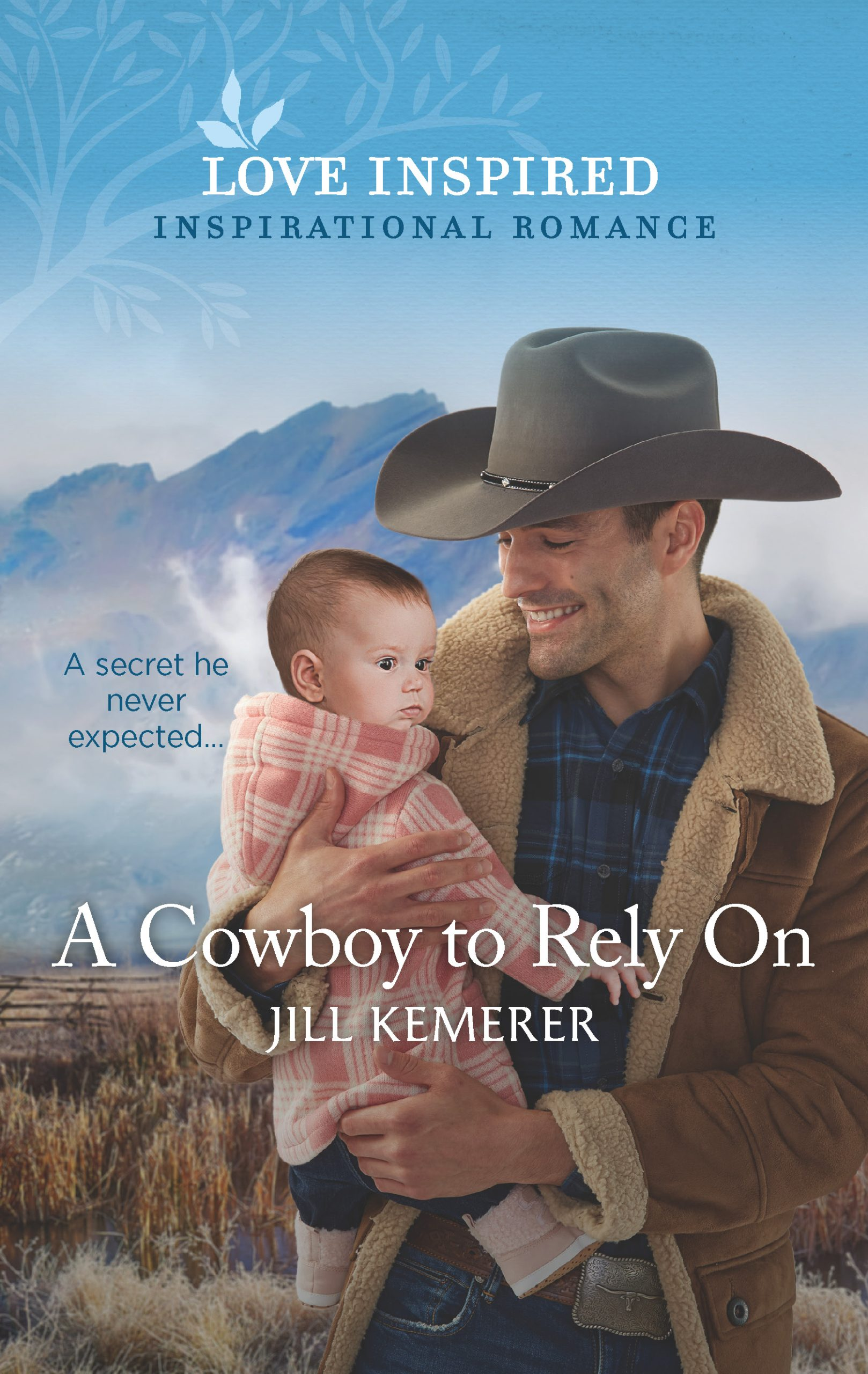 A Cowboy to Rely On. Wyoming Ranchers Book 2 by Jill Kemerer